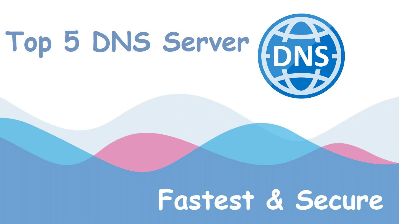 Top-5-DNS-Server