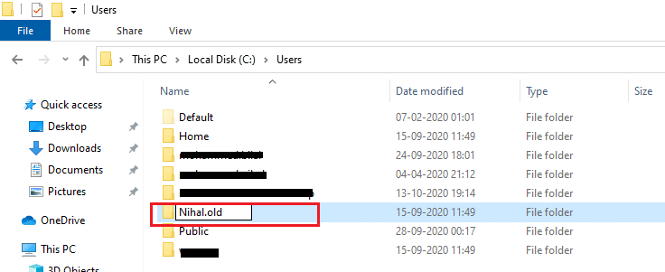 How to Recreate a Corrupted User Profile in Windows 10