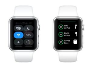 How to Check AirPods Battery Life on Apple Watch