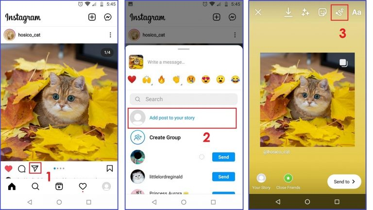 How to Change Background Color on Instagram